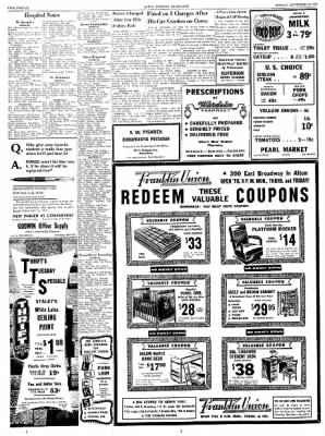 Alton Evening Telegraph from Alton, Illinois on September 16, 1963 · Page 12