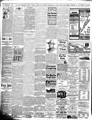 Alton Evening Telegraph from Alton, Illinois on November 22, 1898 · Page 4