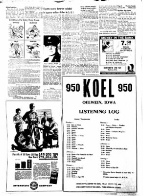 Fayette County Leader from Fayette, Iowa on June 22, 1961 · Page 4