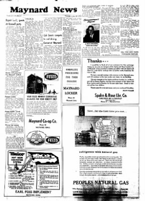 Fayette County Leader from Fayette, Iowa on June 29, 1961 · Page 4
