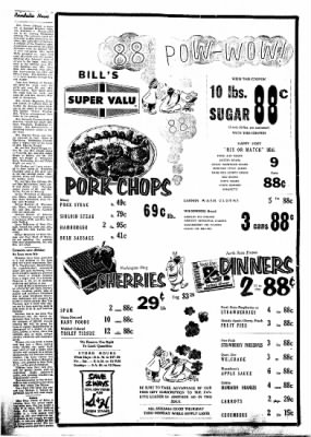 Fayette County Leader from Fayette, Iowa on July 6, 1961 · Page 3