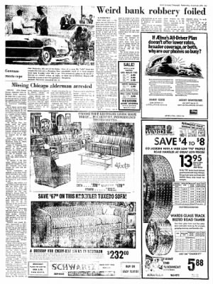 Alton Evening Telegraph from Alton, Illinois on August 23, 1972 · Page 8