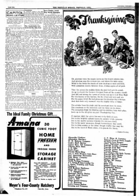 Postville Herald from Postville, Iowa on November 26, 1947 · Page 2