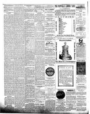 The Postville Review from Postville, Iowa on November 28, 1891 · Page 2