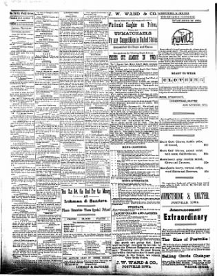 The Postville Review from Postville, Iowa on November 28, 1891 · Page 3