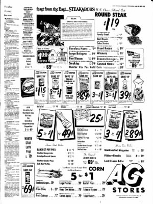 Alton Evening Telegraph from Alton, Illinois on August 23, 1972 · Page 23