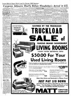 Carrol Daily Times Herald from Carroll, Iowa on September 15, 1959 · Page 10