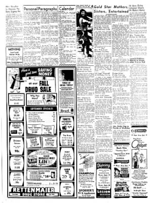 Carrol Daily Times Herald from Carroll, Iowa on September 16, 1959 · Page 4