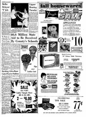 Alton Evening Telegraph from Alton, Illinois on September 19, 1963 · Page 3