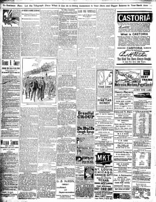 Alton Evening Telegraph from Alton, Illinois on December 1, 1898 · Page 4