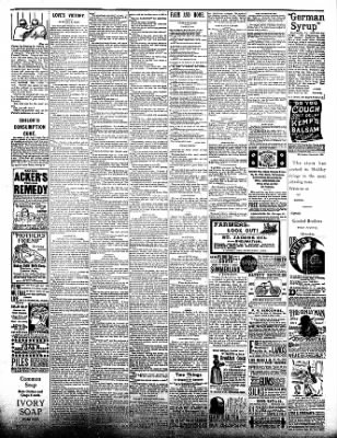 The Postville Review from Postville, Iowa on December 12, 1891 · Page 4