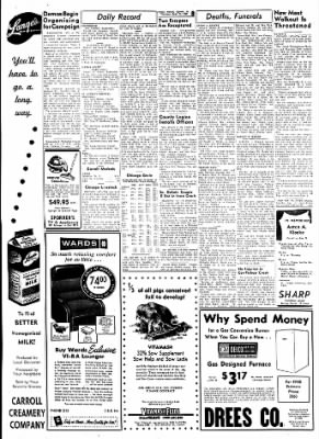 Carrol Daily Times Herald from Carroll, Iowa on September 17, 1959 · Page 8