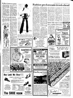 Alton Evening Telegraph from Alton, Illinois on August 24, 1972 · Page 16