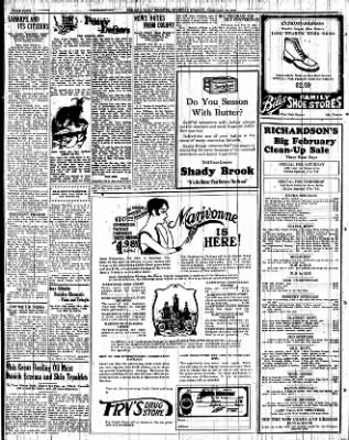 The Iola Register from Iola, Kansas on February 24, 1927 · Page 4