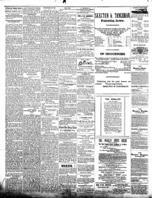 The Postville Review from Postville, Iowa on January 9, 1892 · Page 2