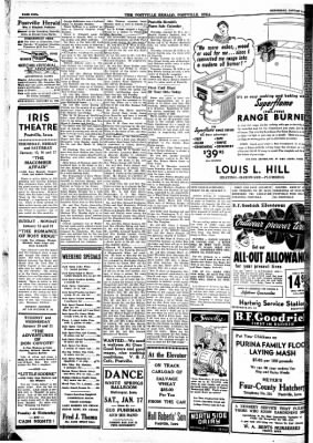 Postville Herald from Postville, Iowa on January 14, 1948 · Page 4