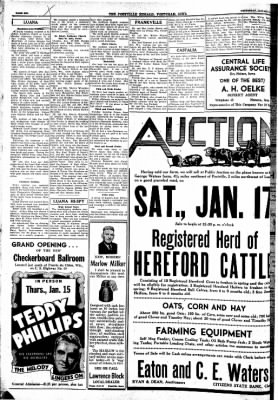 Postville Herald from Postville, Iowa on January 14, 1948 · Page 6