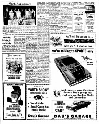 Kossuth County Advance from Algona, Iowa on May 6, 1965 · Page 9