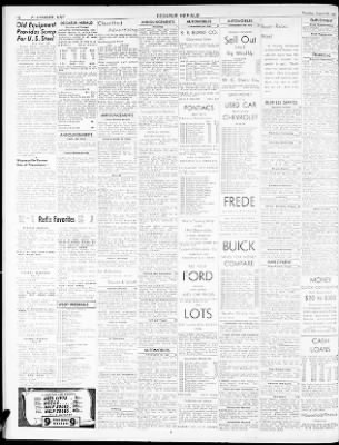 the decatur herald from decatur illinois on august 20 1940 page 12 1940 Plymouth Sedan