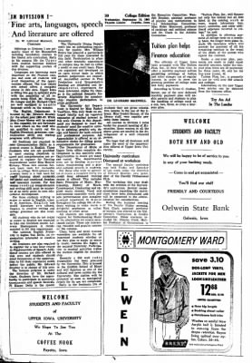 Fayette County Leader from Fayette, Iowa on September 13, 1961 · Page 4