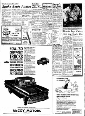 Carrol Daily Times Herald from Carroll, Iowa on September 22, 1959 · Page 2