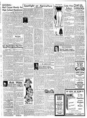 Carrol Daily Times Herald from Carroll, Iowa on September 22, 1959 · Page 3