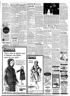 Carrol Daily Times Herald from Carroll, Iowa on September 22, 1959 · Page 4