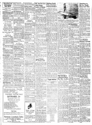 Carrol Daily Times Herald from Carroll, Iowa on September 22, 1959 · Page 9