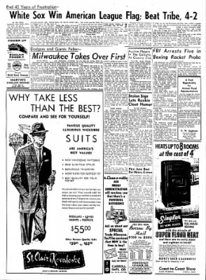 Carrol Daily Times Herald from Carroll, Iowa on September 23, 1959 · Page 2