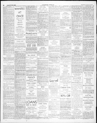 The Decatur Herald From Decatur Illinois On November 19 1947 Page 26