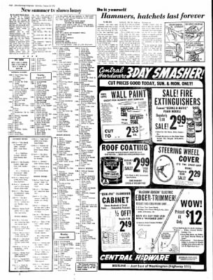 Alton Evening Telegraph from Alton, Illinois on August 26, 1972 · Page 12