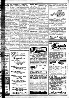 Postville Herald from Postville, Iowa on February 4, 1948 · Page 5