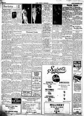 Alton Evening Telegraph from Alton, Illinois on December 30, 1949 · Page 6