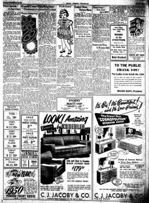 Alton Evening Telegraph from Alton, Illinois on December 30, 1949 · Page 7