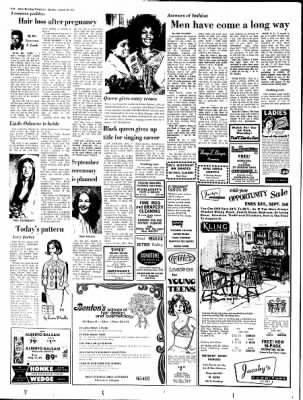 Alton Evening Telegraph from Alton, Illinois on August 28, 1972 · Page 10