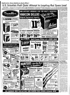 Carrol Daily Times Herald from Carroll, Iowa on September 24, 1959 · Page 6