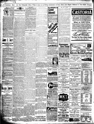 Alton Evening Telegraph from Alton, Illinois on December 15, 1898 · Page 4