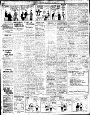 The Iola Register from Iola, Kansas on March 3, 1927 · Page 7