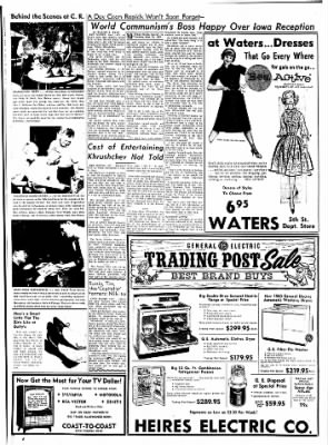 Carrol Daily Times Herald from Carroll, Iowa on September 24, 1959 · Page 10