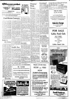 Fayette County Leader from Fayette, Iowa on October 19, 1961 · Page 2