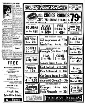Kossuth County Advance from Algona, Iowa on May 13, 1965 · Page 4