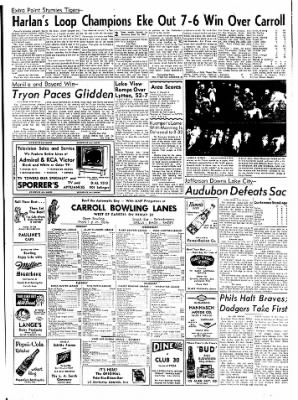 Carrol Daily Times Herald from Carroll, Iowa on September 26, 1959 · Page 2