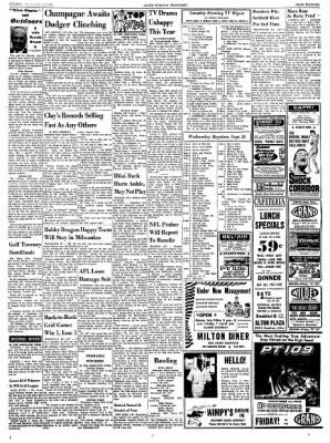 Alton Evening Telegraph from Alton, Illinois on September 24, 1963 · Page 13