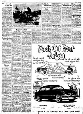 Alton Evening Telegraph from Alton, Illinois on January 3, 1950 · Page 14