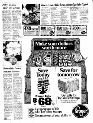 Alton Evening Telegraph from Alton, Illinois on August 30, 1972 · Page 28