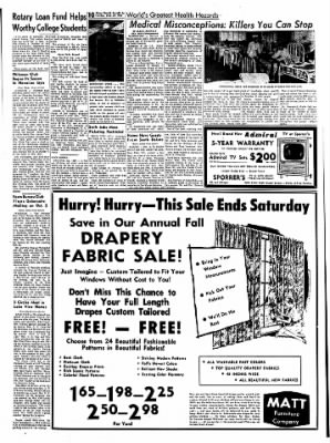 Carrol Daily Times Herald from Carroll, Iowa on September 29, 1959 · Page 10