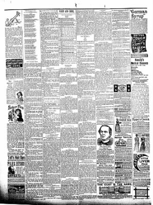 The Postville Review from Postville, Iowa on March 26, 1892 · Page 4