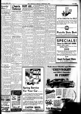 Postville Herald from Postville, Iowa on April 7, 1948 · Page 3