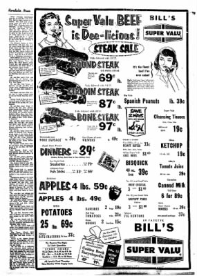 Fayette County Leader from Fayette, Iowa on November 30, 1961 · Page 3