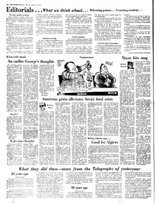 Alton Evening Telegraph from Alton, Illinois on August 31, 1972 · Page 4